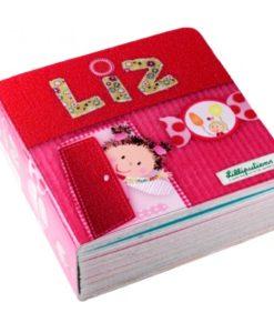Βιβλιαράκι Liz