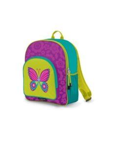 Σχολική Τσάντα πλάτης πεταλούδα