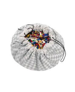 Στρώμα Παιχνιδιού - Τσάντα αποθήκευσης