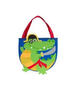 Τσάντα παραλίας Κροκόδειλος 1