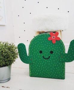 Βαλιτσάκι Happy Cactus 3