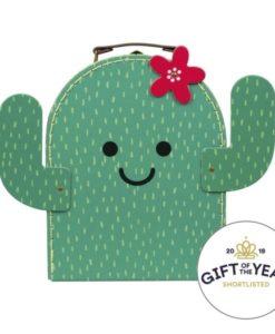 Βαλιτσάκι Happy Cactus 1
