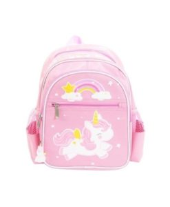 Τσάντα Unicorn ρόζ1