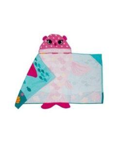 Πετσέτα θαλάσσης Ροζ Ψαράκι 1