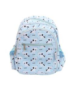 Τσάντα Σκυλάκια Γαλάζια 1