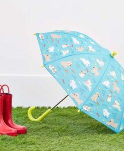 Ομπρέλα σκυλάκια2