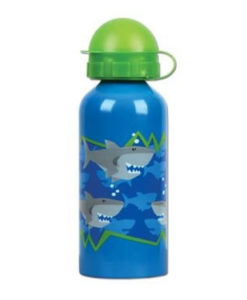 Μπουκάλι νερού απο ανοξείδωτο ατσάλι Καρχαρίες 1
