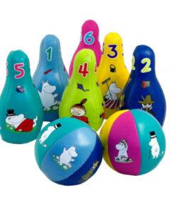 Σετ bowling Moomin 2