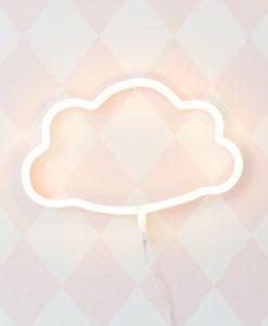 Φωτιστικό Νέον Σύννεφο