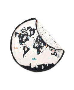 Στρώμα Παιχνιδιού - Τσάντα αποθήκευσης World Map