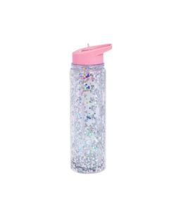 glitter drink bottle