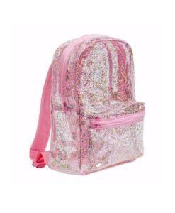 ροζ glitter σακίδιο πλάτης