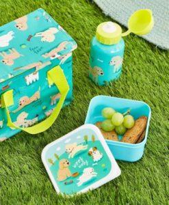 τσάντα φαγητού σκυλάκια