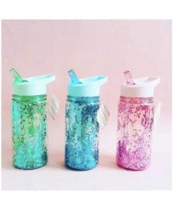 Μπουκάλι νερού με Glitter