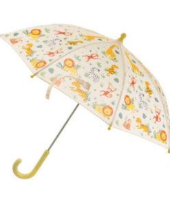 Ομπρέλα Σαφάρι κίτρινη - Sass and Belle