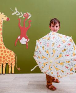 umbrella safari