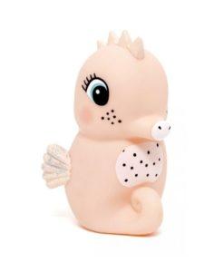 Φωτάκι Νυκτός Ιππόκαμπος ροζ - Petit Monkey