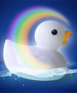 Παπάκι μπάνιου με εναλλαγή χρωμάτων - Pabobo