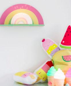 Ράφι Ουράνιο Τόξο - A Little Lovely Company
