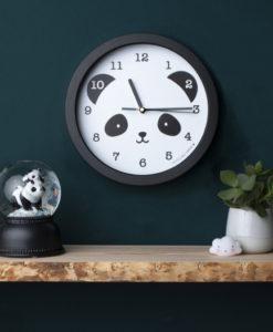 Ρολόι Τοίχου Panda - A Little Lovely Company
