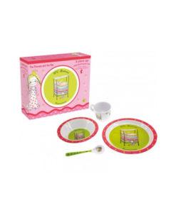 Σετ φαγητού η Πριγκίπισσα και το μπιζέλι - Barbo Toys
