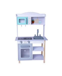 Ξύλινη κουζίνα παιχνιδιού - Gerardo's Toys