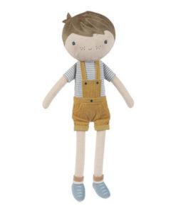 Κούκλα Jim 50 εκ. - Little Dutch