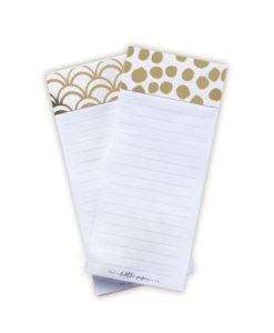 Σημειωματάριο με μαγνητάκι - The Little Paper Co.