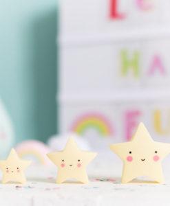 Μίνι κίτρινα αστεράκια - A Little Lovely Company!