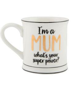 Κούπα Mum Superpower - Sass and Belle