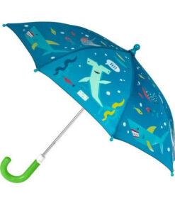 Ομπρέλα που αλλάζει χρώμα Καρχαρίας - Stephen Joseph