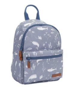 Τσάντα νηπιαγωγείου Ocean Blue - Little Dutch