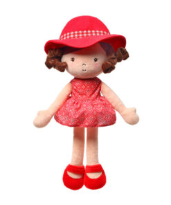 Υφασμάτινη Κούκλα αγκαλιάς Poppy - BabyOno
