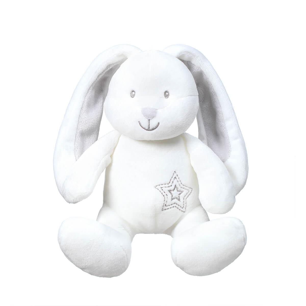 Κούκλα αγκαλιάς Jimmie ο κούνελος - BabyOno